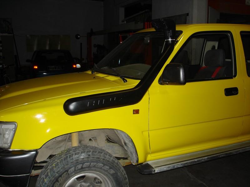 Toyota hilux peinture4